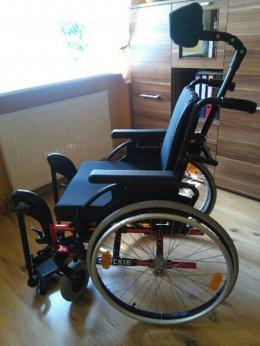 """Wózek inwalidzki """"Helix2"""""""
