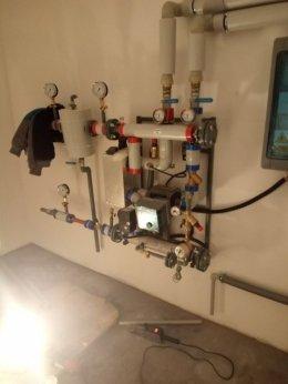 Usługi gazowe, hydrauliczne