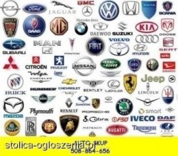 autoskup-wszystkie marki w każdym stanie - gotówka 508864656