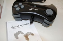 Pad do komputera na USB - Genius MaxFire Grandias - NOWY
