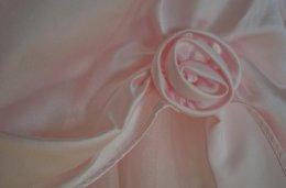 Piekna różowa sukienka LA PRINCESS r. 92 - 3latka, wesele urodziny BDB