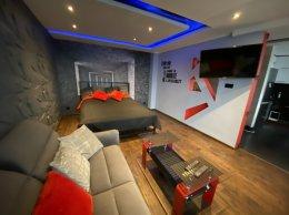 Apartament GREY na wynajem krótko i długoterminowy, wysoki standard