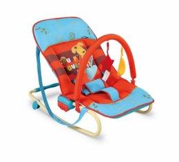Leżaczek dla niemowlaka Puppo Milly Mally od maluszektanio