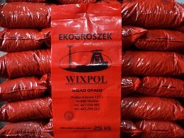 EKOgroszek, Firmowy Skład Węgla WIXPOL Transport HDS