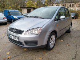 Ford focus c max 2003r. 1.8 benz super stan!