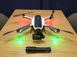 Dron GoPro Karma - zestaw dron gimbal plecak