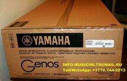 Yamaha Genos XXL-Tyros, Korg Pa4X, Motif XF8, Roland Fantom-X8, Nord Stage 3