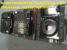 Pioneer Dj 2x Cdj-2000 Nxs2 & Djm-900 Nxs2 + Hdj-2000 Mk2 Dj Pakiet