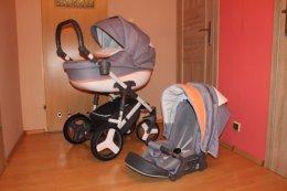 BEXA IDEAL NEW Wózek wielofunkcyjny 2 w 1