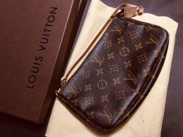 Torebka Louis Vuitton Pochette Accessories, oryginał