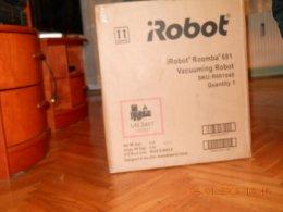 Fabrycznie nowy , nieużywany, iRobot Roomba 681 sprzedam