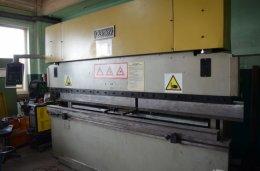 Prasa krawędziowa CNC Darley 80t x 3000