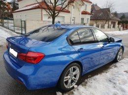 BMW 3 F30 LIFT 320D X-DRIVE M-PAKIET 2017r. 48000km Salon PL 1 WŁ F