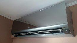Klimatyzator LG, szybka instalacja, tanie chłodzenie i grzanie MONTAŻ