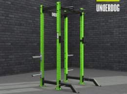 UNDERDOG Monster HALF RACK Advanced 250 Klatka Brama Crossfit