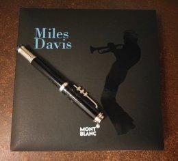 Pióro wieczne Montblanc Miles Davis 2016!