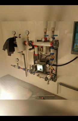 Uslugi hydrauliczne, gazowe, kanalizacja