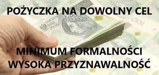 Pożyczka na dowolny cel