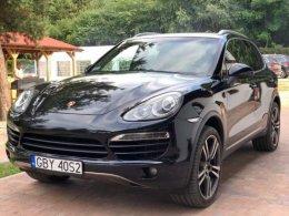Porsche Cayenne Salon PL 1 właś. Fak vat 23% leasing-2934 zł raty