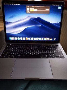 "MacBook Pro TouchBar 13"" 8GB 256GB i5 (3,1GHz)"