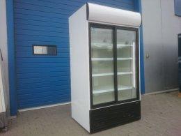 Witryna szafa chłodnicza lodówka lada KLIMASAN 110cm 902L jak nowa