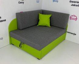 Małe i funkcjonalne łóżeczko młodzieżowe , łózko dziecięce