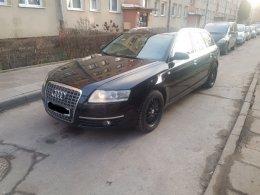 Audi a6 c6 2,7v6 180 pięknie z polskiego salonu zadbane!!