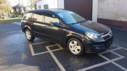 Opel Astra 1.6 16v benzyna klimatyzacja