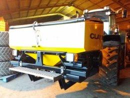 Siewnik do uprawy pasowej Claydon Hybrid 4m Ferti Strip till Nie MZURi