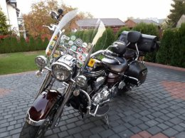 Yamaha xv1900 Stratoliner HAK