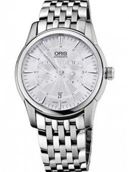 Oris Artelier Regulateur zegarek automatyczny (-60%)