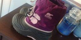 Sorel genialne buty na śnieg deszcz mróz śniegowce 26 2/3 zadbane