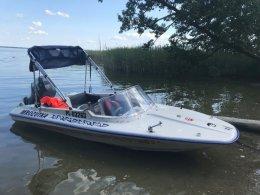Motorówka łódź yamaha f 50 hp wtrysk