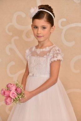 Sukienka Komunijna,Sukienki Komunijne-Producent-Szycie na Miarę