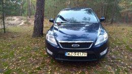 Sprzedam Ford Mondeo MK IV 2010 1,8tdci 125KM