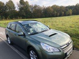 Subaru OUTBACK salon polska z dodatkowym wyposażeniem
