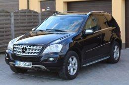 Mercedes-Benz ML 350 CDI W164 serwisowany garażowany