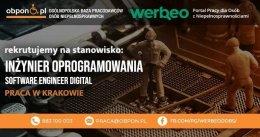 Inżynier oprogramowania / Software Engineer Digital - praca w Krakowie