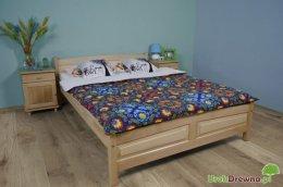 Łóżko drewniane BUKOWE Filonek - rozmiary, kolory, wysyłka