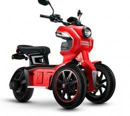 SKUTER ELEKTRYCZNY - Technologiczny HIT - GOODYEAR EGO 2 !! Motorower