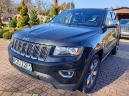Jeep grand cherokee limited IV 2015 automat 52000