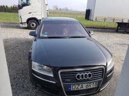 Audi A 8 od osoby prywatnej