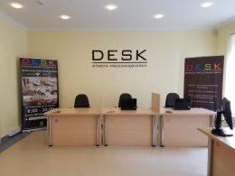 BEZPŁATNA przestrzeń szkoleniowa DESK w Tarnowie