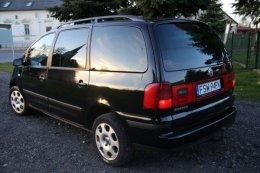 Sprzedam VW SHARAN 1.9TDI 130kM 6 biegów, 7 osób, klima, nawigacja GPS