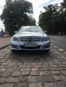 Mercedes-Benz Klasa C Lift Polska salon 102tys km