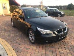 BMW seria 5 full opcja, skóra, szyberdach, parktronic , rolety