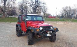 Jeep Wrangler TJ Super Stan