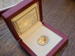 Złota moneta 100zł Euro 2012 stan menniczy! Super Cena