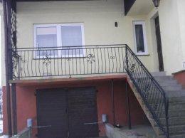 Balustrady, barierki, balkony