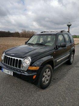 Jeep Cherokee 2.8 CRD 2005r. 245000